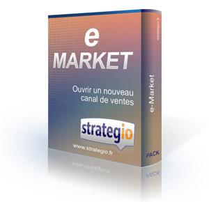 Pack boutique en ligne e-Market
