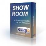 Pack site web Showroom