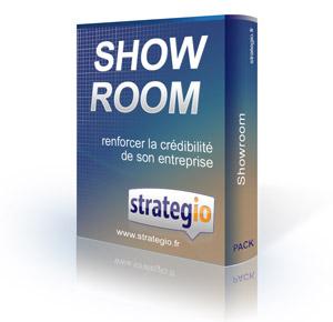 pack site web Showroom