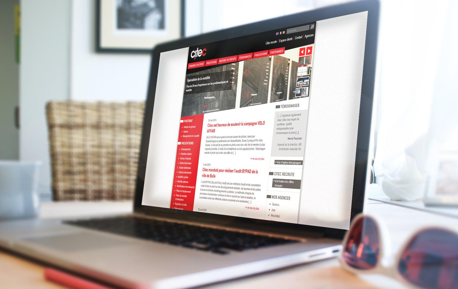 Site web citec.ch